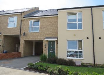 Thumbnail 4 bedroom terraced house for sale in Ayreshire Way, White House, Milton Keynes
