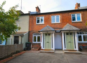Thumbnail 2 bed terraced house to rent in Radwinter Road, Saffron Walden