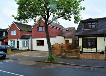 Thumbnail 4 bedroom detached house for sale in Great Gardens Road, Hornchurch, Essex