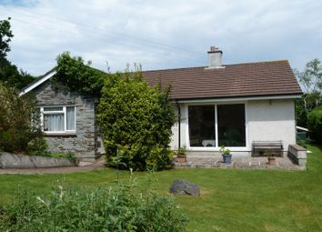 Thumbnail 3 bed detached bungalow for sale in Tremar, Liskeard