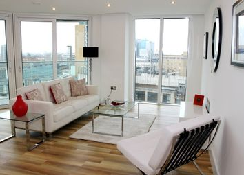 Thumbnail 2 bed flat to rent in Altitude Point, Alie Street, Aldgate