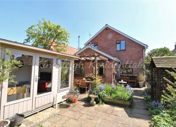 Thumbnail 4 bed detached house for sale in The Street, Bradfield, Manningtree, Essex