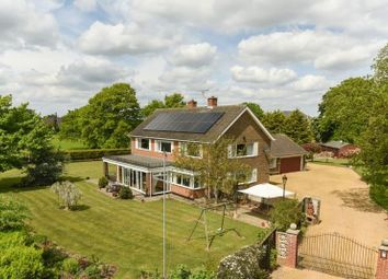 Thumbnail 4 bed detached house for sale in Hobland Road, Bradwell, Great Yarmouth