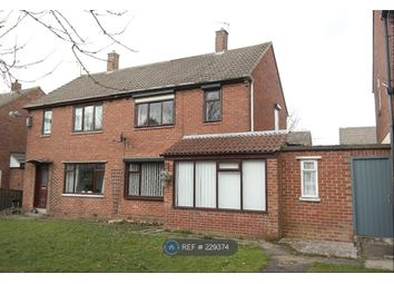Thumbnail 2 bed semi-detached house to rent in Elwick View, Stockton-On-Tees
