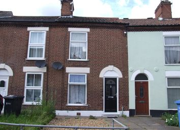 Thumbnail 3 bedroom terraced house for sale in Esdelle Street, Norwich