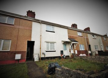 Thumbnail 3 bed terraced house for sale in Ceri Road, Townhill, Swansea