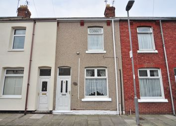 Thumbnail 2 bedroom terraced house for sale in Cundall Road, Hartlepool, Durham