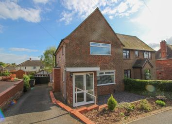 Thumbnail 2 bed semi-detached house to rent in Lime Avenue, Breadsall, Derby
