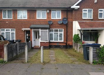 Thumbnail 2 bed terraced house to rent in Bushbury Road, Birmingham