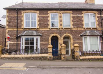 Thumbnail 3 bed end terrace house for sale in Baker Street, Abergavenny