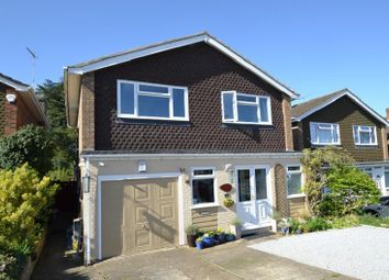 Thumbnail 4 bed detached house for sale in Longmead, Buntingford