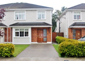 Thumbnail 4 bed semi-detached house for sale in 26 Eiscir Island, Tullamore, Offaly