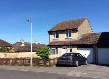 Thumbnail 3 bed link-detached house for sale in Wicks Drive, Chippenham