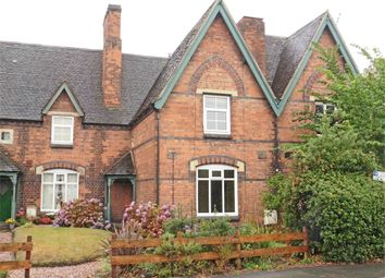 Thumbnail 3 bed cottage to rent in 2 New Row, Drayton Lane, Drayton Bassett, Tamworth, Staffordshire