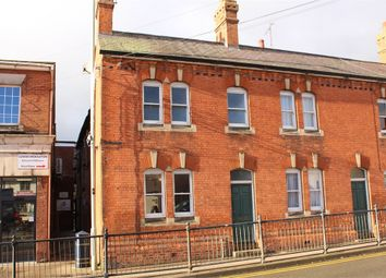 Thumbnail 3 bed end terrace house for sale in Market Street, Lutterworth