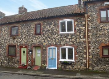 Thumbnail 1 bed terraced house for sale in St. Nicholas Street, Thetford