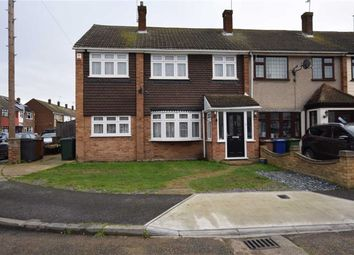 Thumbnail 5 bed end terrace house for sale in Burrs Way, Corringham, Essex