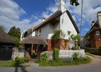 Thumbnail 2 bedroom cottage for sale in Gracious Street, Selborne, Alton, Hampshire