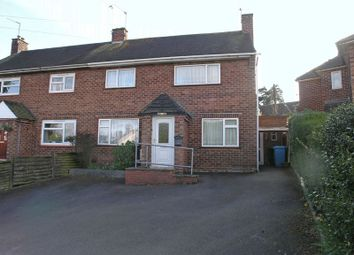 Thumbnail 3 bed semi-detached house for sale in Kinver, Off Stone Lane, Foster Crescent