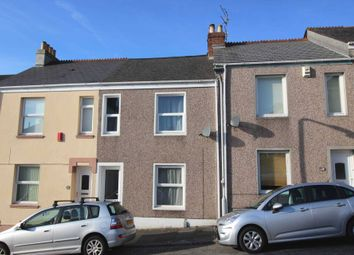 Thumbnail 2 bedroom terraced house to rent in Brockley Road, Laira