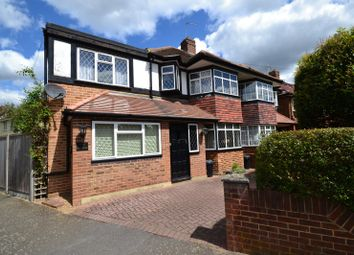 Thumbnail 4 bed semi-detached house for sale in Dukes Avenue, Ham, Richmond