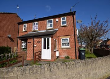 Thumbnail 2 bed semi-detached house to rent in Hunters Court, Kirkby-In-Ashfield, Nottingham