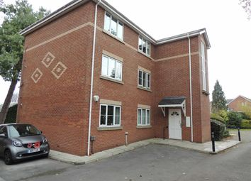 Thumbnail 2 bed flat for sale in Wildwood Close, Mile End, Stockport
