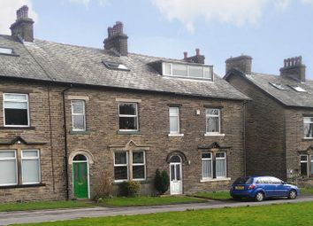 Thumbnail 4 bed terraced house for sale in Dunkirk Crescent, Halifax