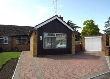 Thumbnail 3 bed bungalow for sale in Woolstrop Way, Quedgeley, Gloucester, Gloucestershire