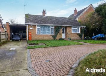 Thumbnail Bungalow for sale in Marsh Road, Upton, Norwich