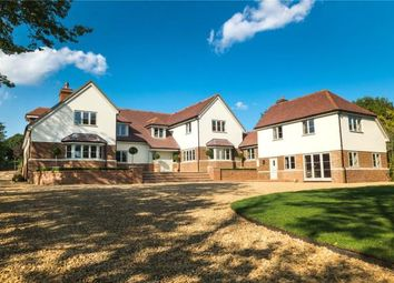 Thumbnail 6 bed detached house for sale in High Haden Road, Glatton, Huntingdon, Cambridgeshire
