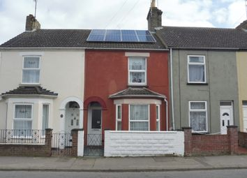 Thumbnail 3 bedroom terraced house for sale in Essex Road, Lowestoft