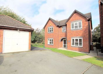 Thumbnail 4 bed detached house to rent in Pentre Mill, Mold, Flintshire