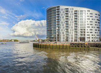 Thumbnail 1 bed flat for sale in New Capital Quay, Dowells Street, Greenwich, London