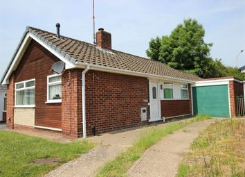 Thumbnail 3 bed detached bungalow for sale in 13 Meden Glen, Church Warsop, Nottinghamshire