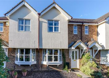 Thumbnail 2 bed terraced house for sale in Riverview Gardens, Cobham, Surrey