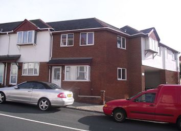 Thumbnail 2 bed end terrace house to rent in Forest Road, Torquay