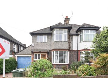 Thumbnail 4 bedroom semi-detached house for sale in Tankerville Road, London