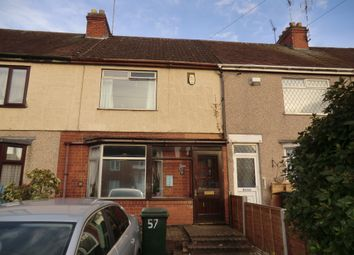 2 bed terraced house for sale in Aldermoor Lane, Coventry CV3