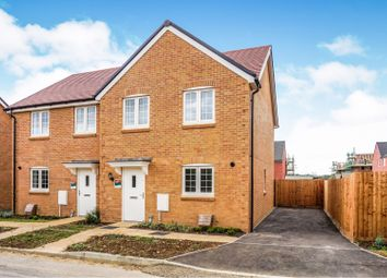Thumbnail 3 bed semi-detached house for sale in 25 Henry Blyth Gardens, Thame