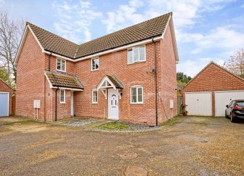 Thumbnail 3 bedroom semi-detached house for sale in Signal Road, Ramsey, Huntingdon