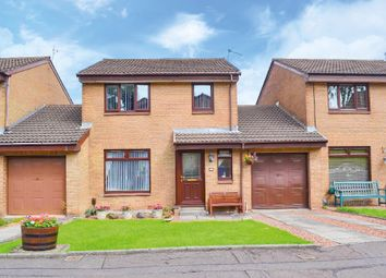 Thumbnail 3 bed link-detached house for sale in Limeside Gardens, Burnside, Glasgow
