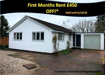 Thumbnail 3 bed bungalow to rent in Brampford Speke, Exeter
