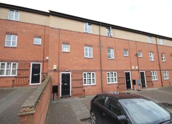 Thumbnail 6 bed town house for sale in Peveril Street, Nottingham