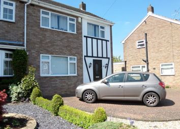 Thumbnail 3 bed property to rent in Exminster Road, Styvechale