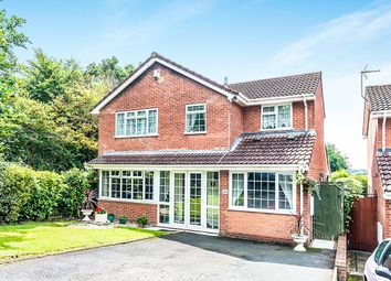 Thumbnail 4 bed detached house for sale in Fairburn Road, Randlay, Telford