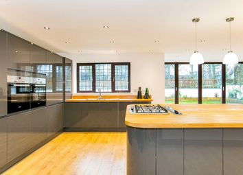 Thumbnail 5 bedroom detached house for sale in Loughton, Milton Keynes, Buckinghamshire