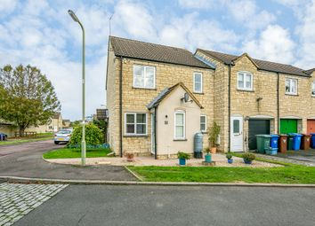 Thumbnail 1 bed semi-detached house for sale in Avocet Way, Bicester