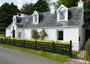 Thumbnail 2 bed detached house for sale in North Strome, Lochcarron, Strathcarron