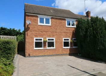 Thumbnail 3 bedroom semi-detached house for sale in Washbrook Close, Little Billing, Northampton, Northamptonshire
